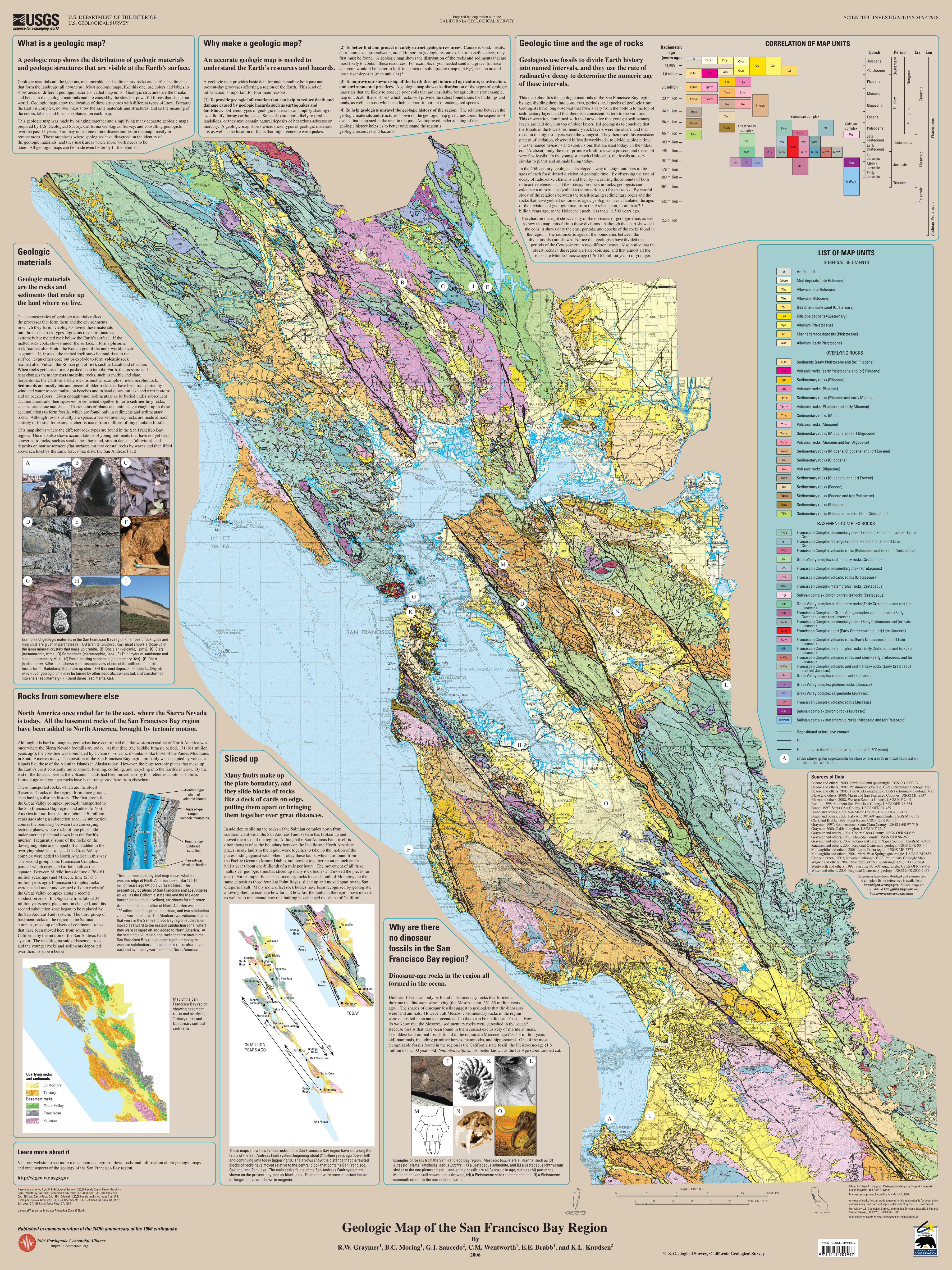 Geologic Downloads - California Geological Survey Maps