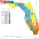Geologic Map Of Florida, 1964   Show Me A Map Of The Florida Keys