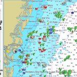 Georgia Lake Fishing Maps And Fishing Spots For Gps   Top Spot Fishing Maps Florida