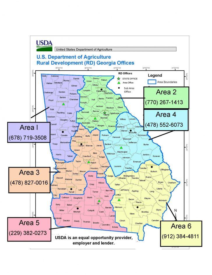 Usda Eligibility Map California