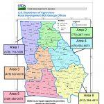 Georgia   Usda Rural Development   Usda Eligibility Map Florida
