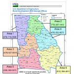 Georgia | Usda Rural Development   Usda Loan Florida Zone Map