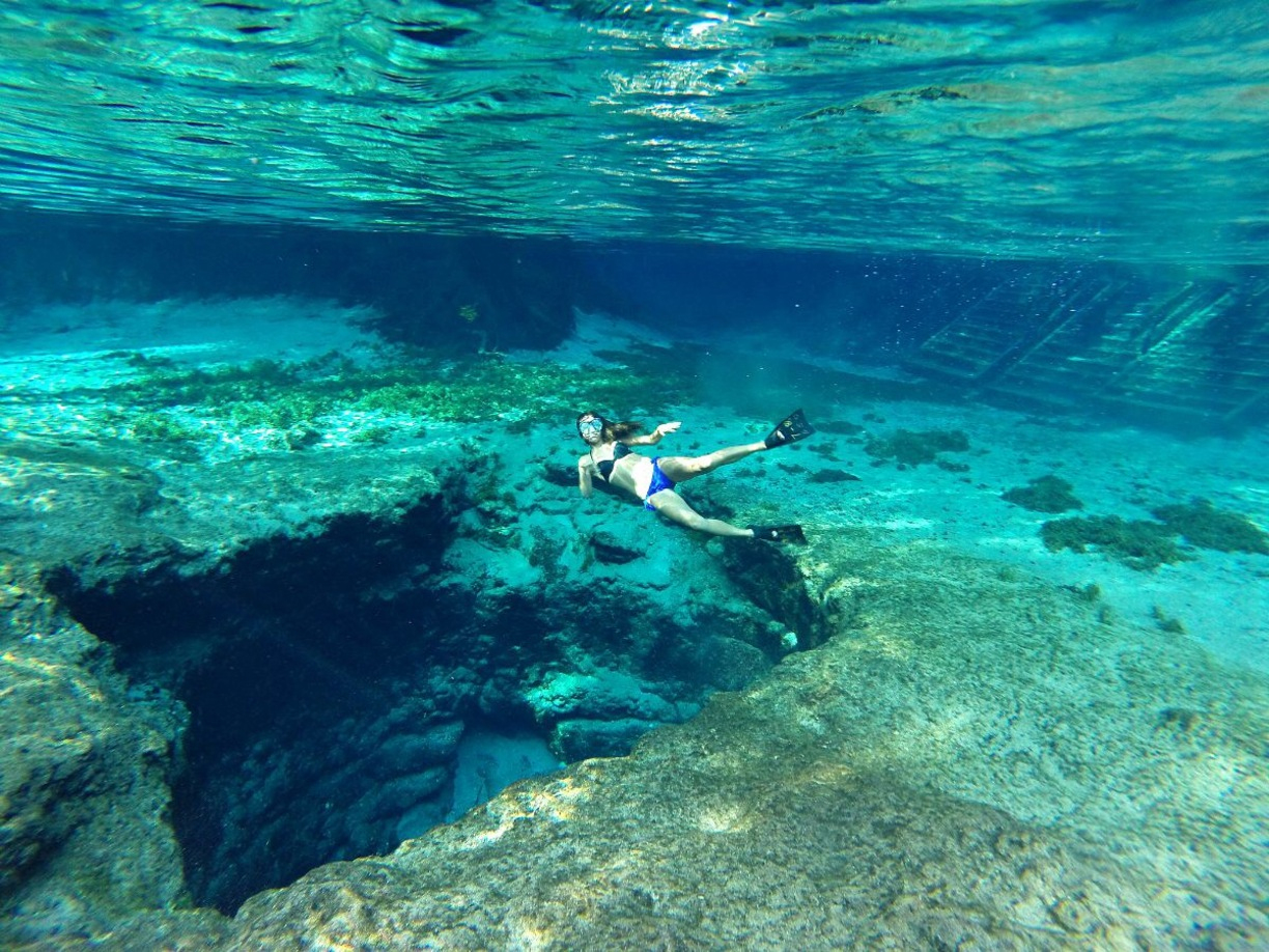 Ginnie Springs Outdoors, Llc, High Springs, Florida - This Place - Ginnie Springs Florida Map