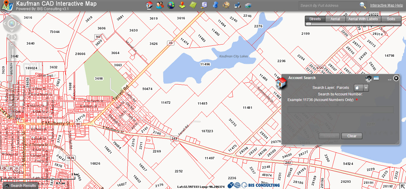 Gis Data Online, Texas County Gis Data, Gis Maps Online - Texas Parcel Map