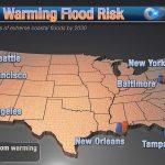 Global Warming Coastal Flood Risk | Surging Seas: Sea Level Rise   Florida Global Warming Flood Map