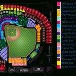 Globe Life Park Seating Map ~ Afp Cv   Texas Rangers Stadium Seating Map