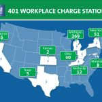Gm Surpasses 400 Ev Charge Stations At U.s. Facilities   Charging Station Map California