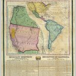 Gold Rush Map: Guided Prospectors Headed To California   California Gold Rush Map