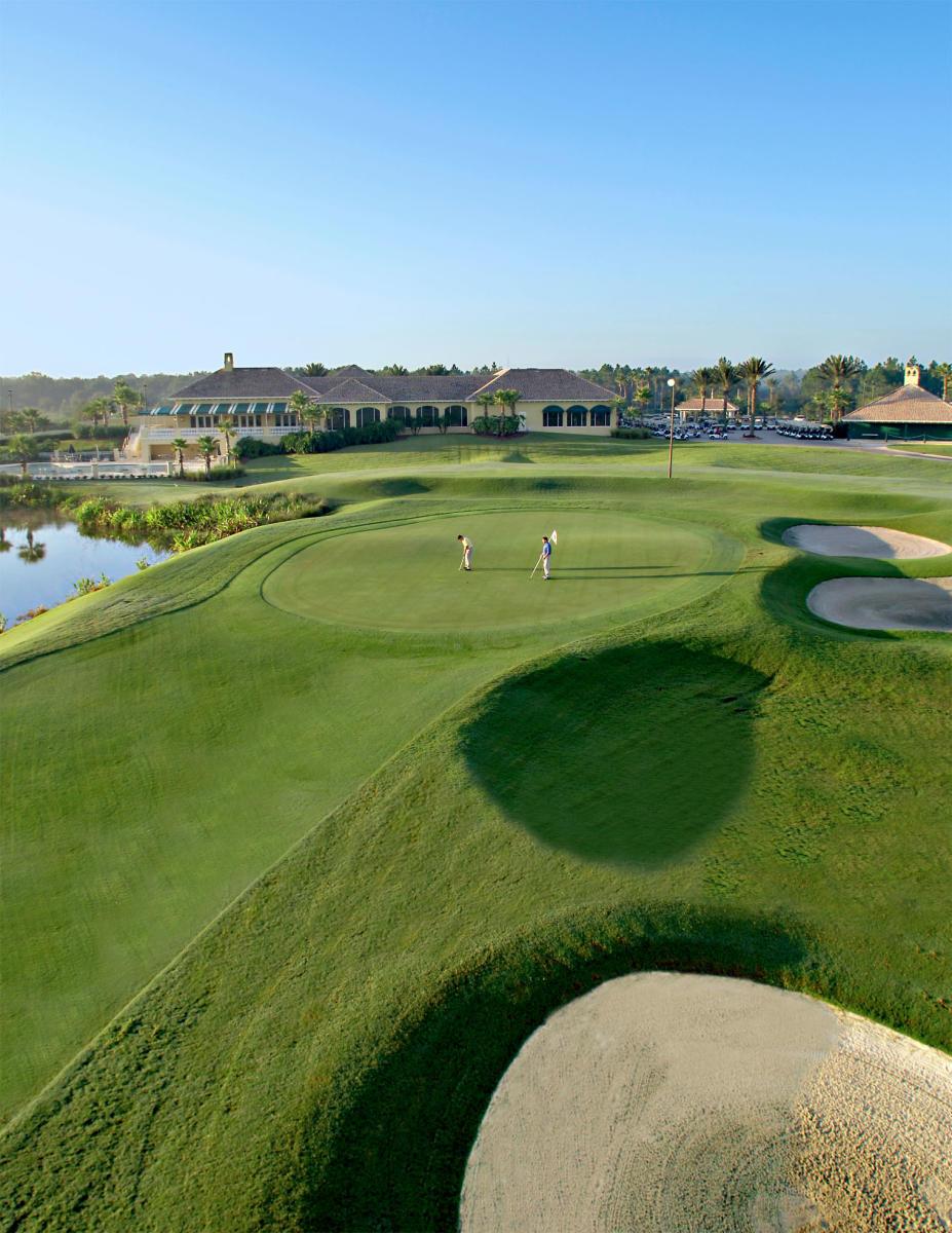 Golf Courses In The Daytona Beach Area - Florida Golf Courses Map