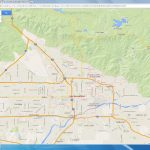 Google Maps California Cities Detailed San Bernardino California Map   Google Maps California Cities