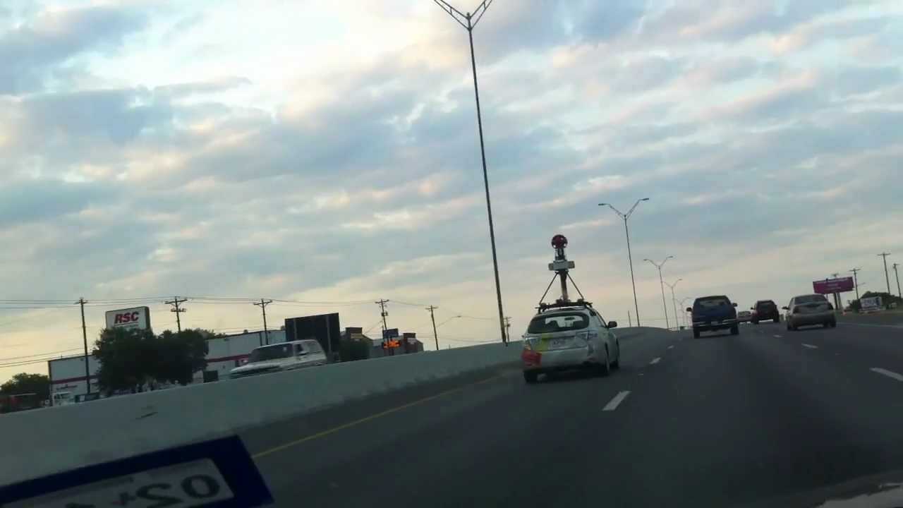 Google Maps Car In Austin Texas - Youtube - Austin Texas Google Maps