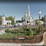 Google Maps Now Has 11 Disney Parks On Street View | Travel + Leisure – Disney World Florida Map 2018