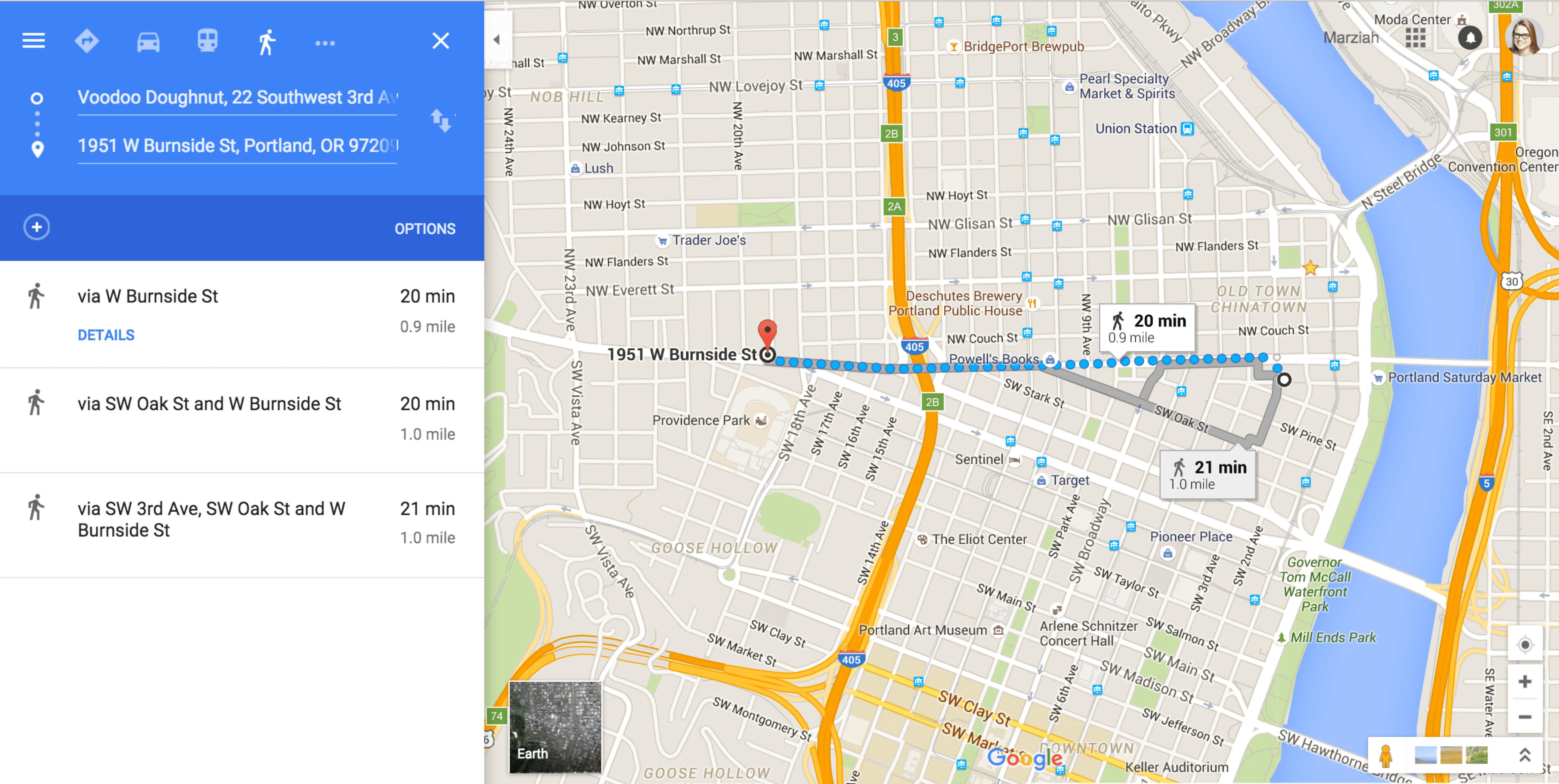 Google Maps San Diego California Printable Maps Google Maps Canada - Printable Map Directions