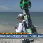 Google Maps Street View Cameras On Tampa Bay Area Beaches To Help   Google Maps Tampa Florida
