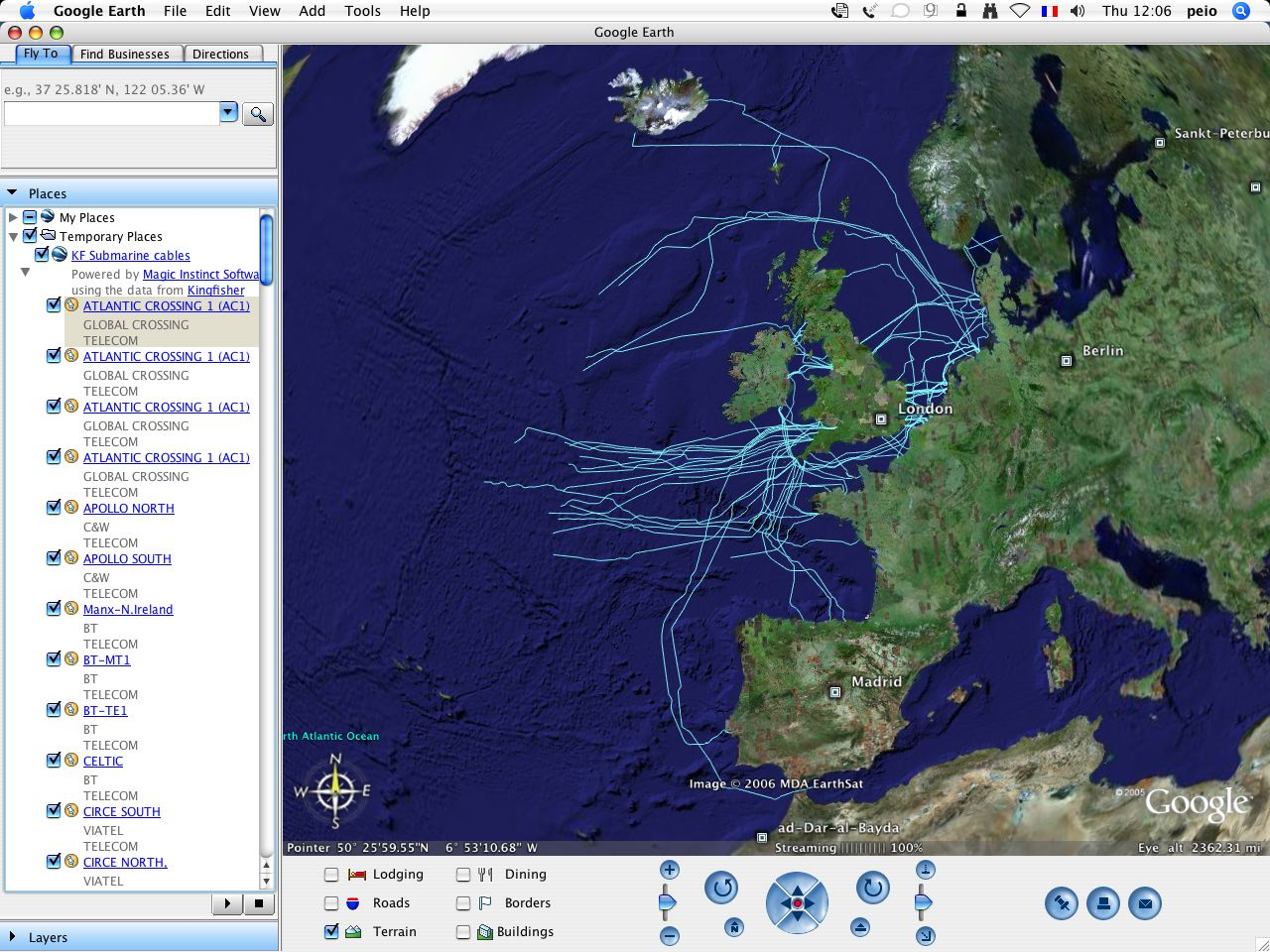 Google Ocean : Marine Data For Google Maps / Google Earth - Google Maps Galveston Texas