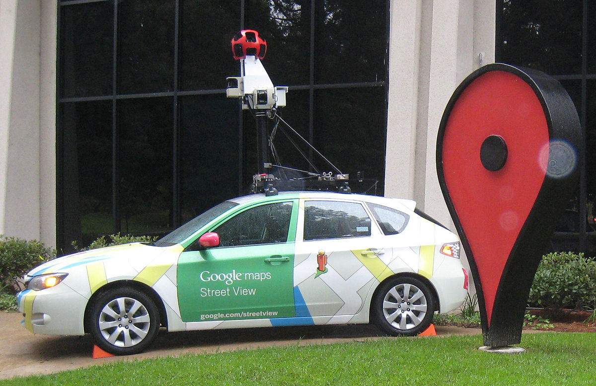 Google Street View In The United States - Wikipedia - Google Maps Orlando Florida Street View