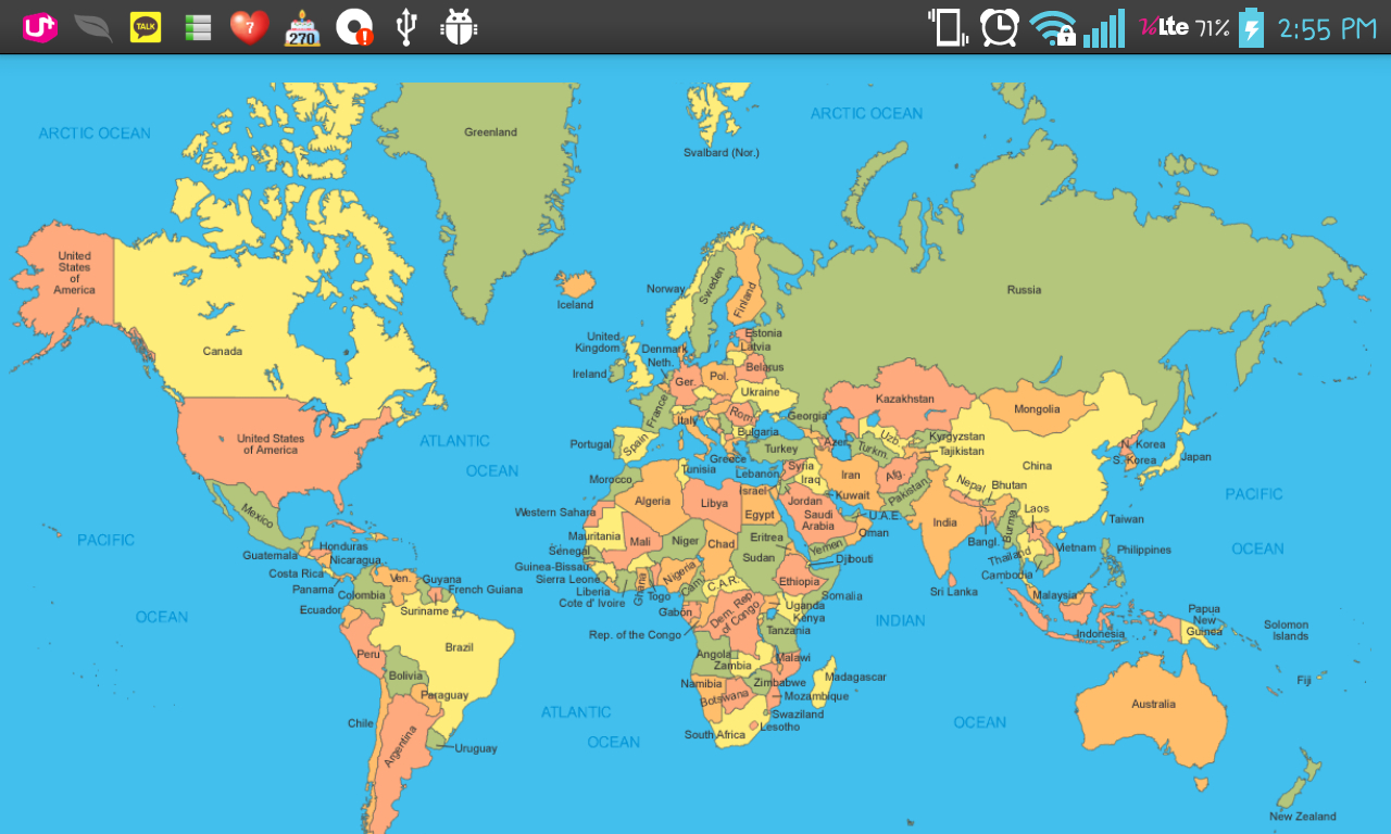 Google World Map - Free Large Images | Things To Wear | World Map - Large Printable World Map