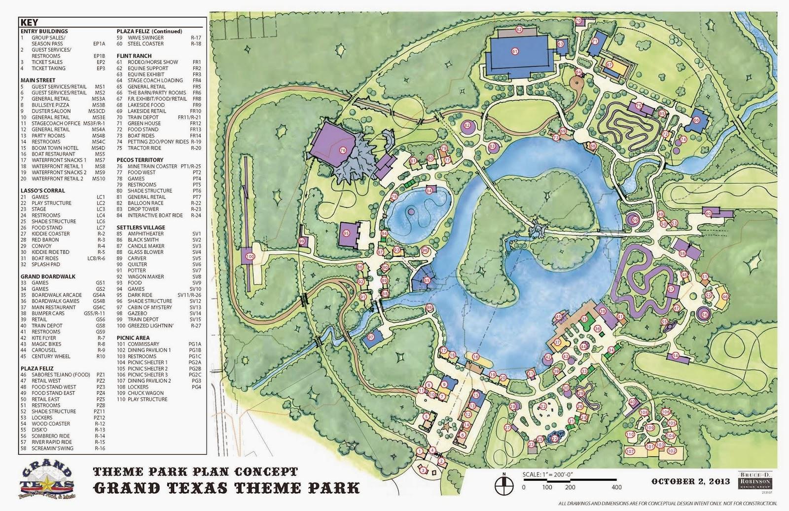 Grand Texas - Har - Texas Grand Ranch Map