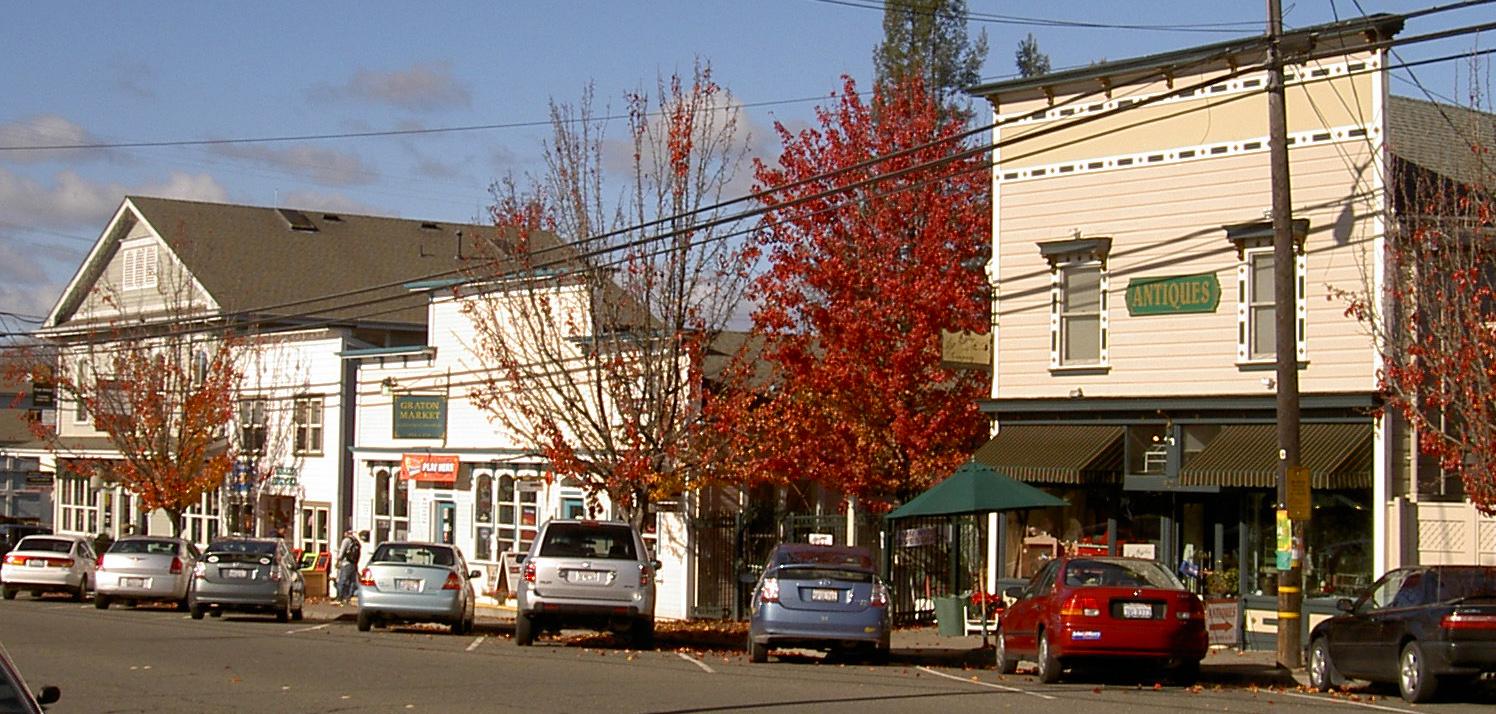 Graton, California - Wikipedia - Graton California Map
