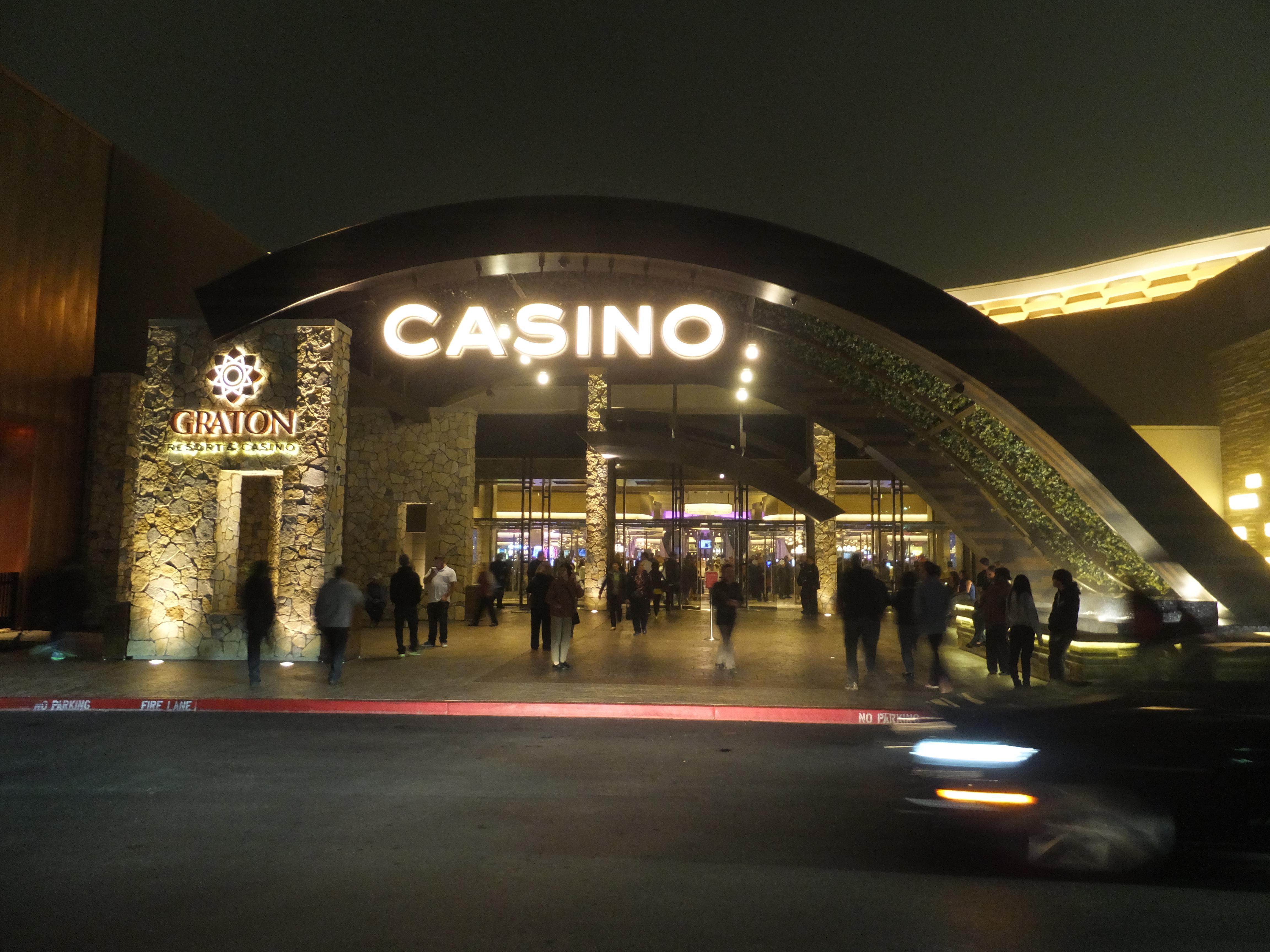 Graton Resort & Casino - Wikipedia - Graton California Map