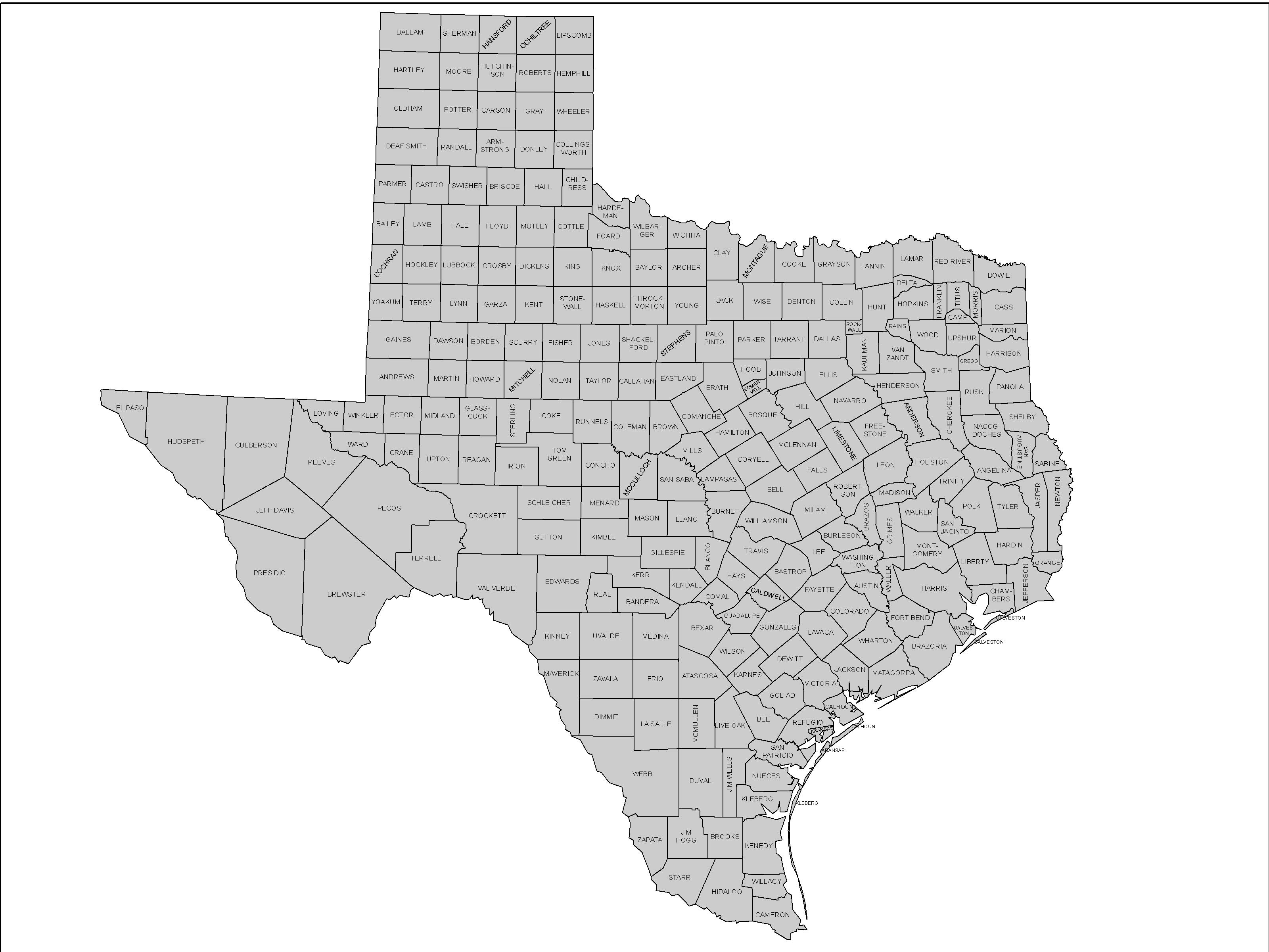 Grimes County Map, Grimes County Plat Map, Grimes County Parcel Maps - Texas Parcel Map
