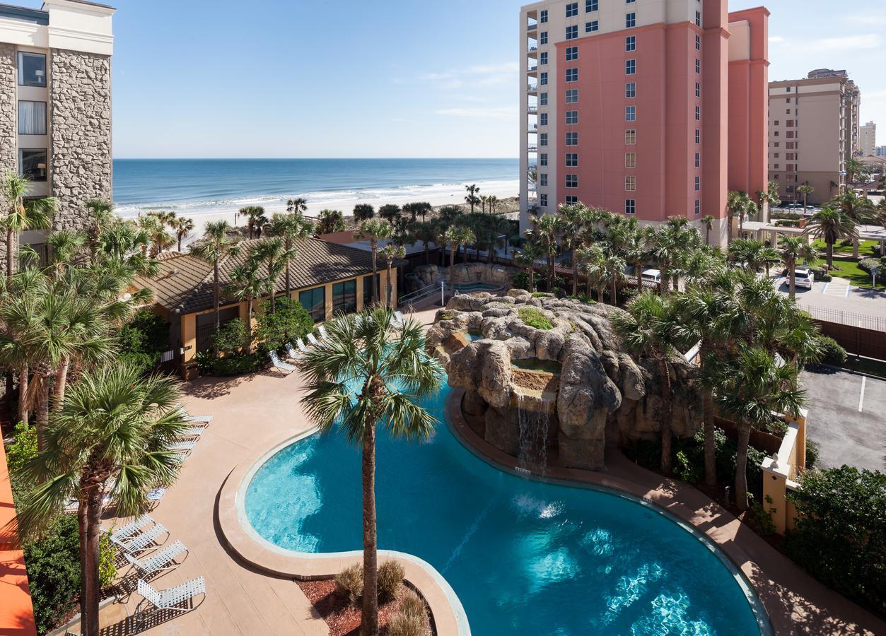 Hampton Inn Jacksonville Beach, Fl - Booking - Map Of Hotels In Jacksonville Florida