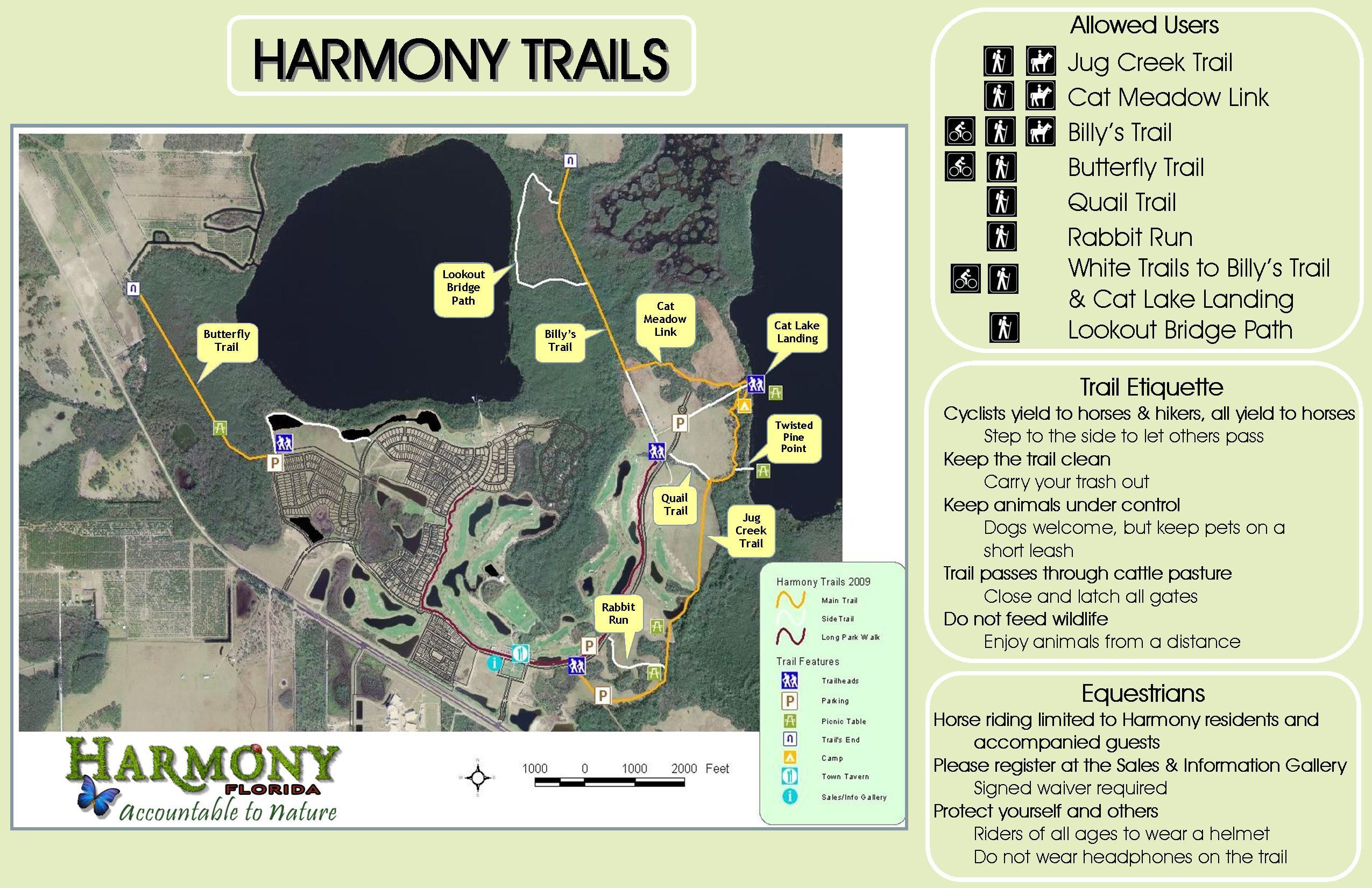 Harmony Fl Map | Www.miifotos - Harmony Florida Map