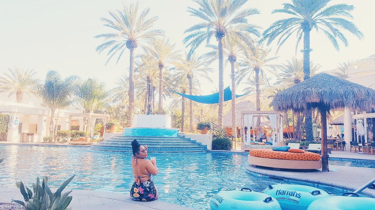 Harrah's Resort Southern California - Prices & Reviews (Funner - Funner California Map