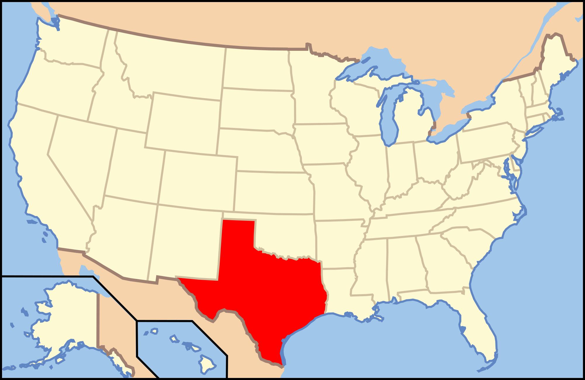 Harris County, Texas - Wikipedia - Harris County Texas Map