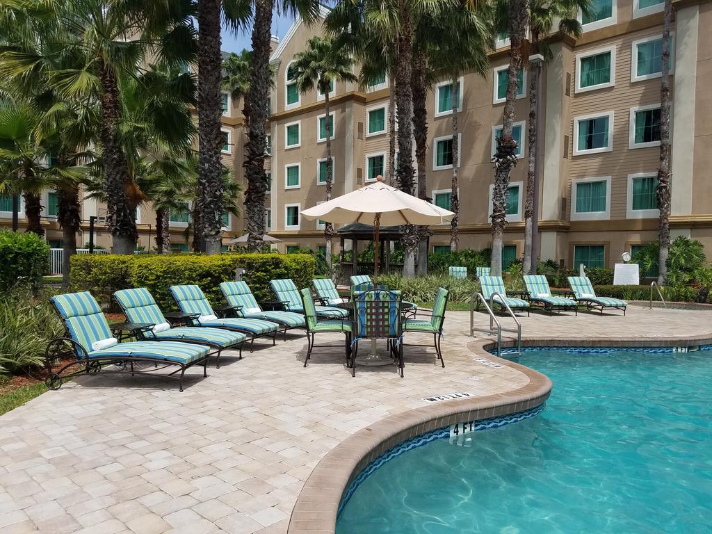 Hawthorn Suiteswyndham Lake Buena Vista, A Staysky Hotel - Map Of Lake Buena Vista Florida Hotels