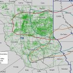 Haynesville Shale Map, Acreage Map, Company Map   Texas Rig Count Map