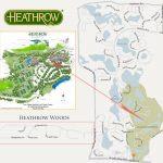 Heathrow Homes & Real Estate For Sale | Lake Mary Florida   Lake Mary Florida Map