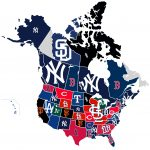 Here Are The Most Hated Mlb Teams In Each State, /u/scolbert08 Was – California Baseball Teams Map
