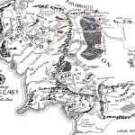 High Resolution Map Of Middle Earth? : Lotr   Printable Map Of Middle Earth
