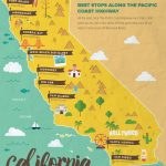Highway 1 California Road Trip Map Valid California Coast   Highway 1 California Map