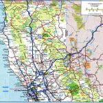 Highway Map Of Northern California Free Download N Californ Crc At   Driving Map Of Northern California