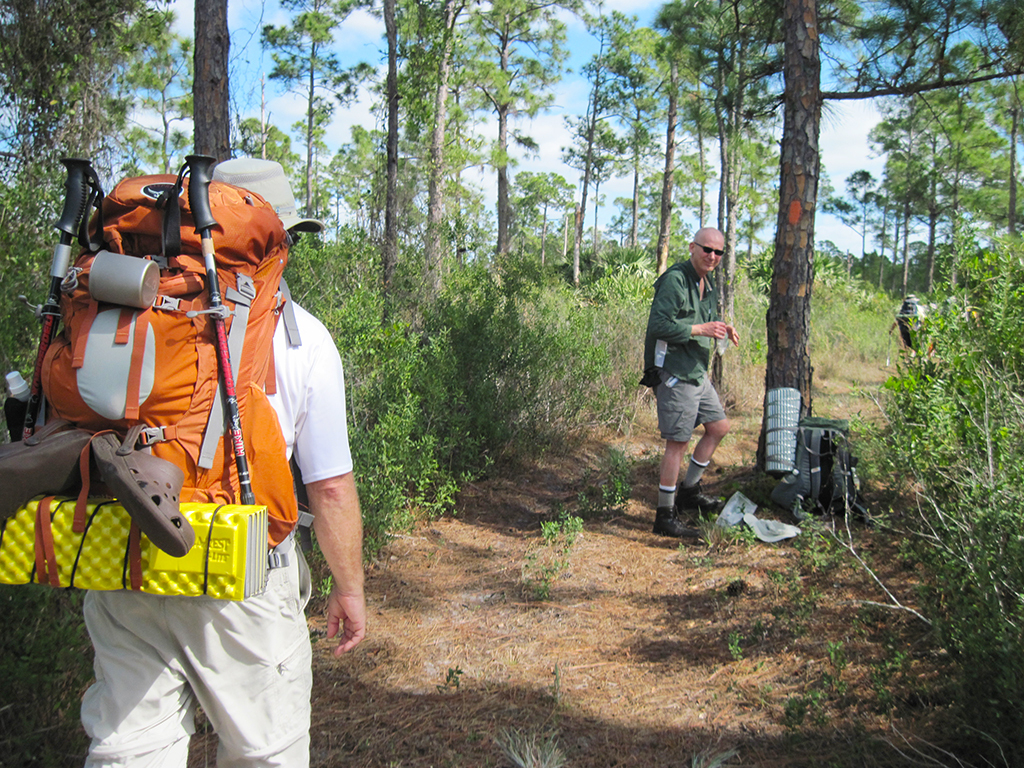 Hiking Florida | Florida Hikes! - Florida Hikes Map