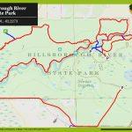 Hillsborough River Hiking Trails | Florida Hikes!   Rails To Trails Florida Map