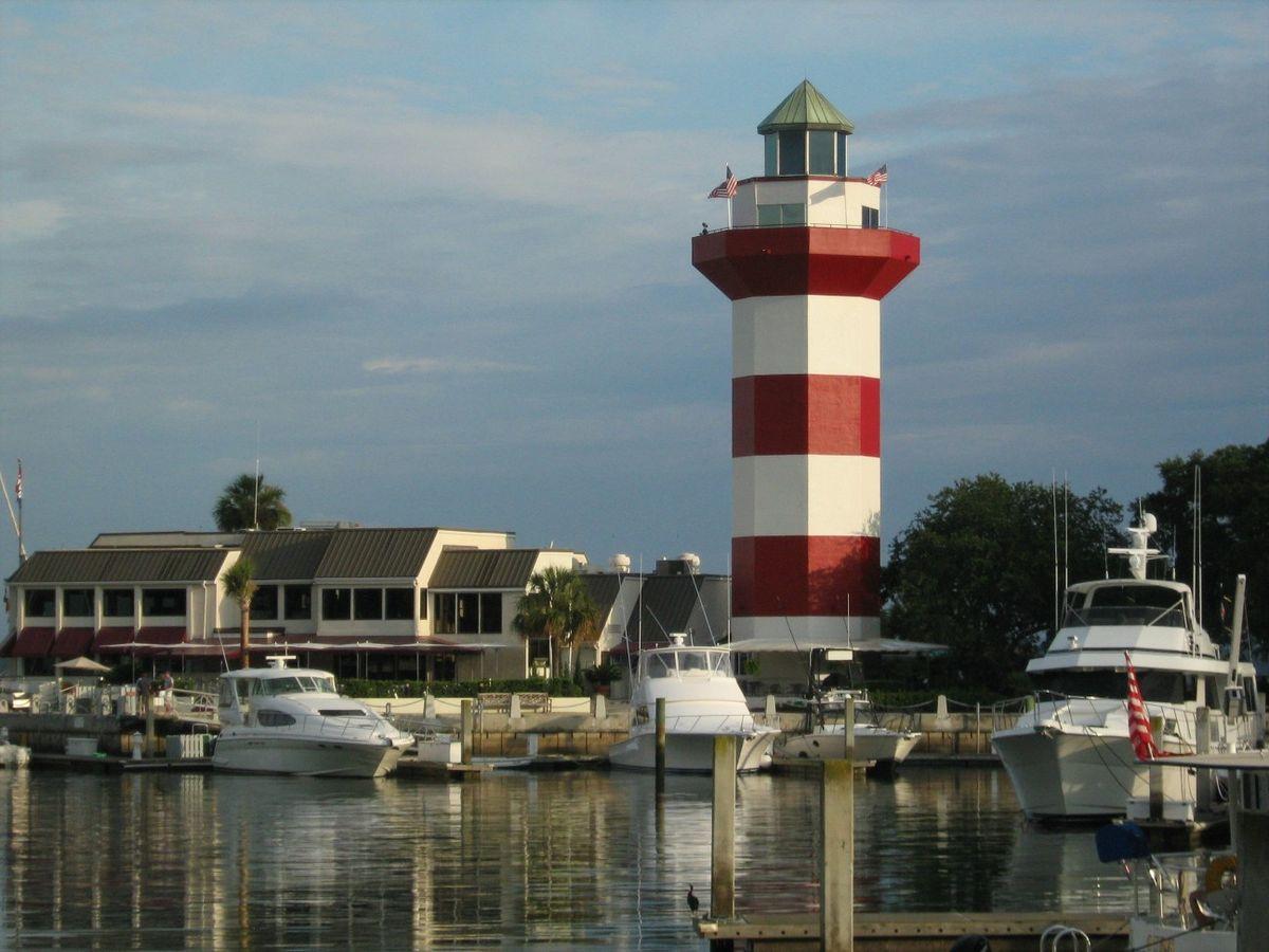 Hilton Head Island, South Carolina - Wikipedia - Hilton Head Florida Map