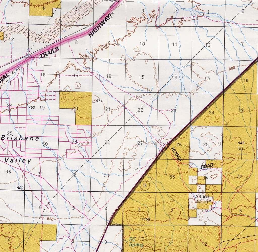Hodge Rd. Barstow, Blm - Calguns - Blm Land California Shooting Map