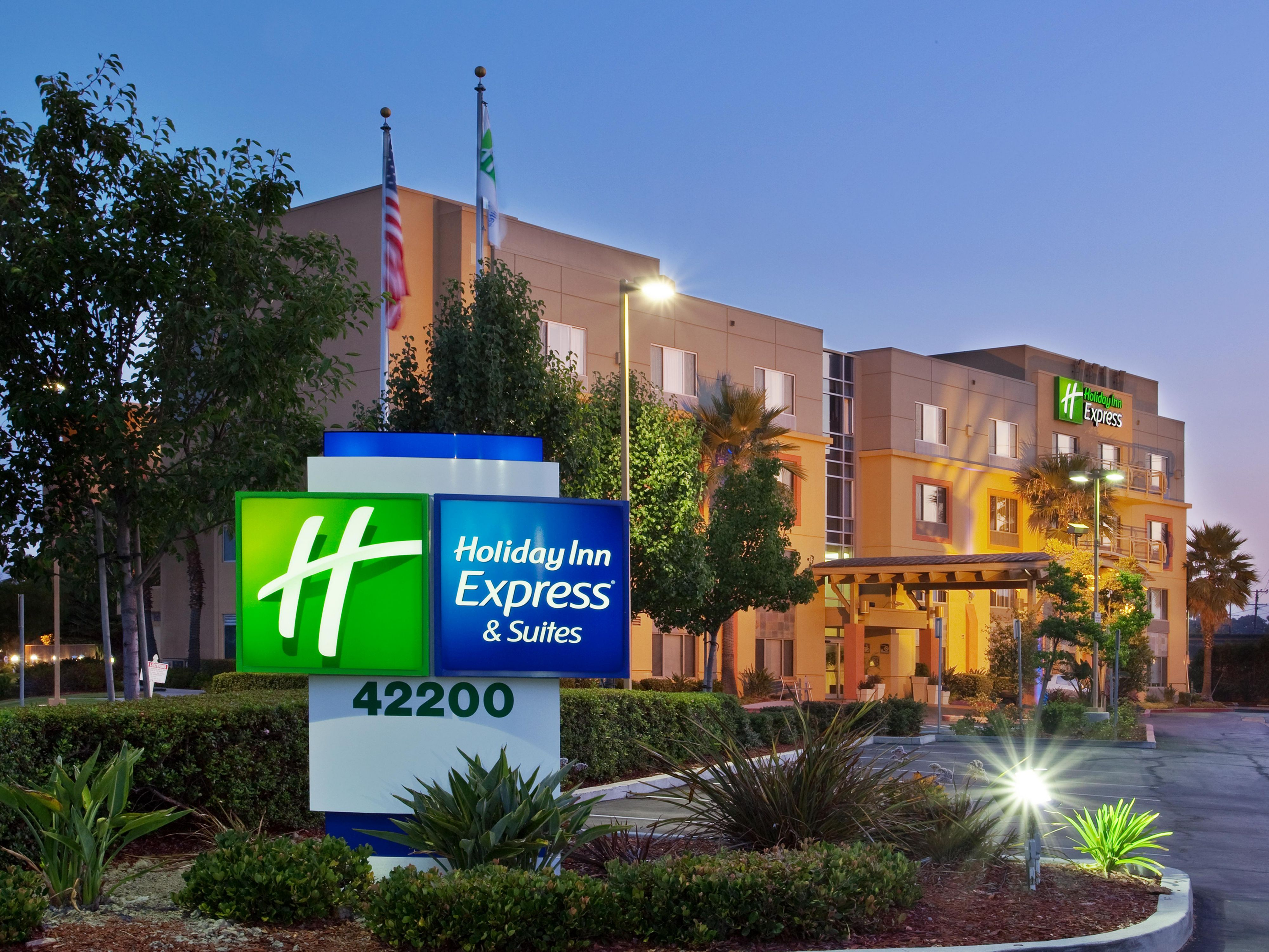 Holiday Inn Express California Locations Map - Klipy - Map Of Holiday Inn Express Locations In California
