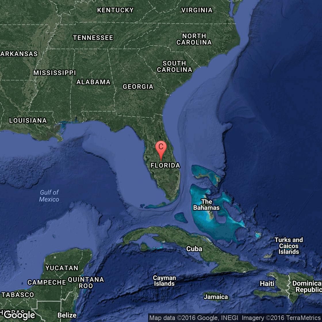 Horseback Riding On Hutchinson Island, Florida | Usa Today - Hutchinson Beach Florida Map