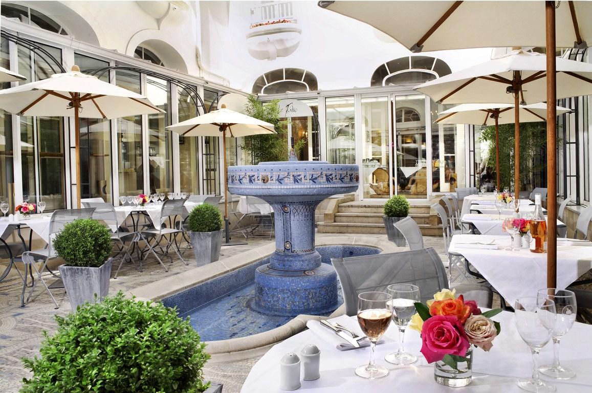 Hôtel California Paris**** - Hotel California Paris Map