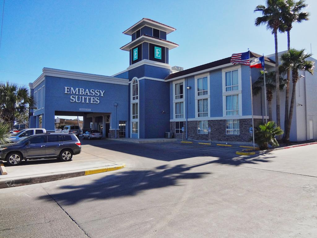 Hotel Embassy Corpus Christi, Tx - Booking - Map Of Hotels In Corpus Christi Texas