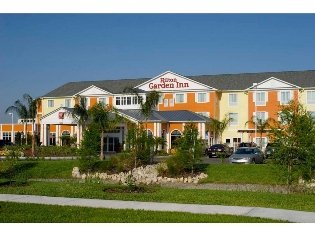 Hotel Hilton Garden Lakeland, Fl - Booking - Lakeland Florida Hotels Map