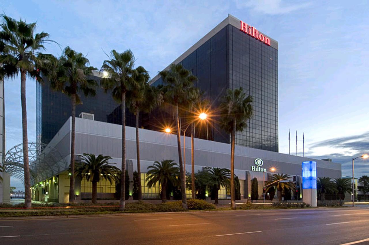 Hotel Hilton La Airport, Los Angeles, Ca - Booking - Map Of Hilton Hotels In California
