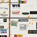 Hotel Located In Downtown Tampa, Fl | Hyde Park Hotel   Map Of Hotels In Tampa Florida