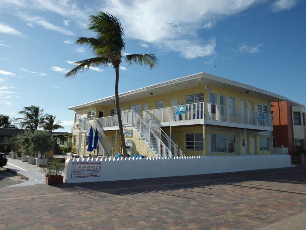 Hotel Paradise Oceanfront Hbh, Hollywood, Fl - Booking - Map Of Hotels In Hollywood Florida