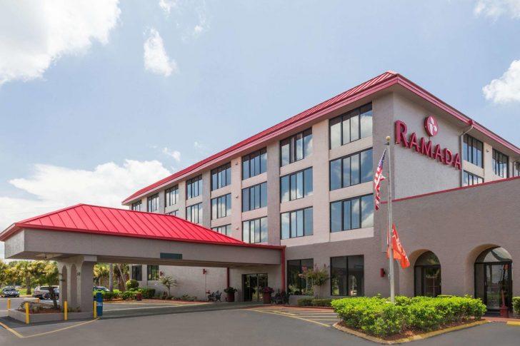 Lakeland Florida Hotels Map