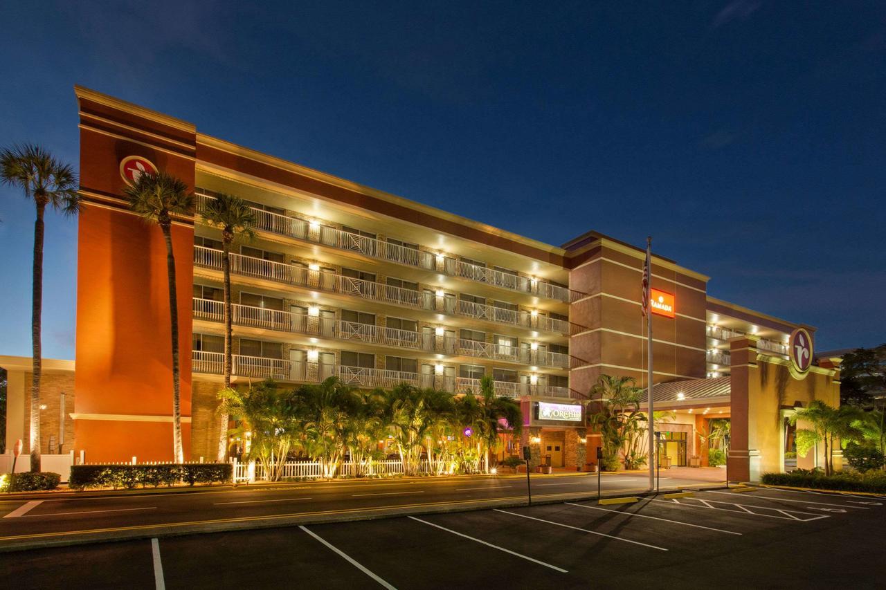 Hotel Ramada Tampa Airport Westshore, Fl - Booking - Tampa Florida Airport Hotels Map